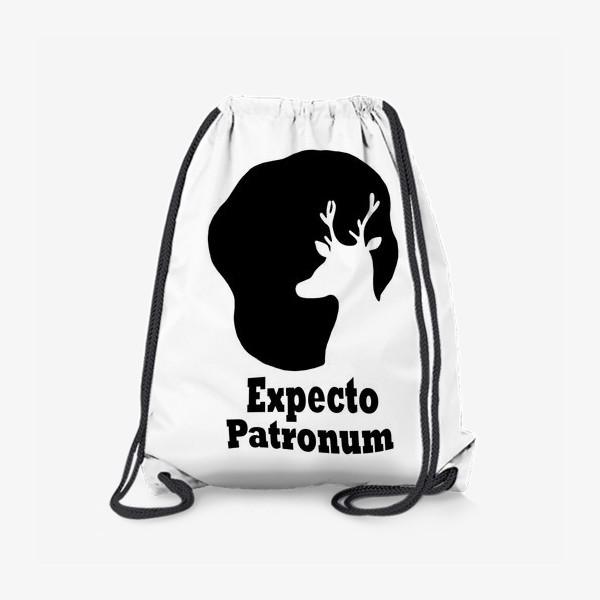 Рюкзак «Экспекто Патронум. Гарри Поттер»