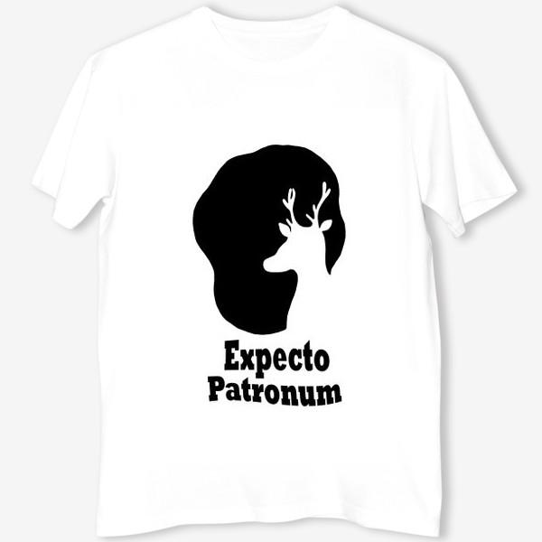 Футболка «Экспекто Патронум. Гарри Поттер»
