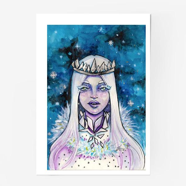 Постер «Снежная королева»