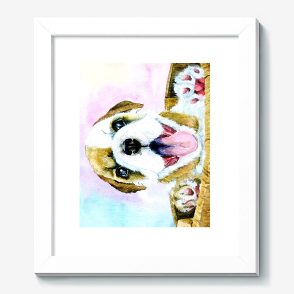 Картина «Пёсик»