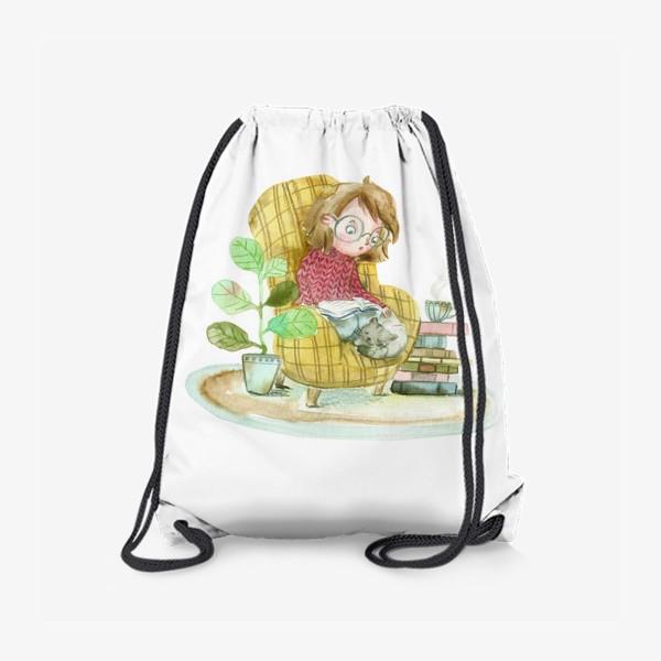 Рюкзак «Уютный вечер»