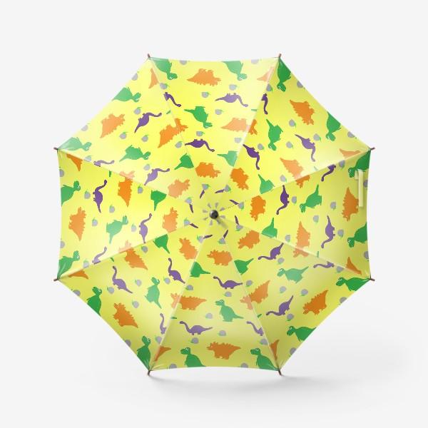 Зонт «Динозаврики»