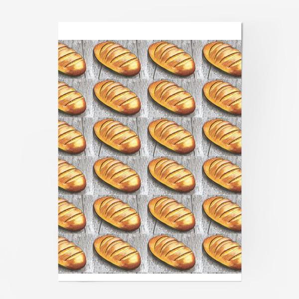 Постер «батоны»