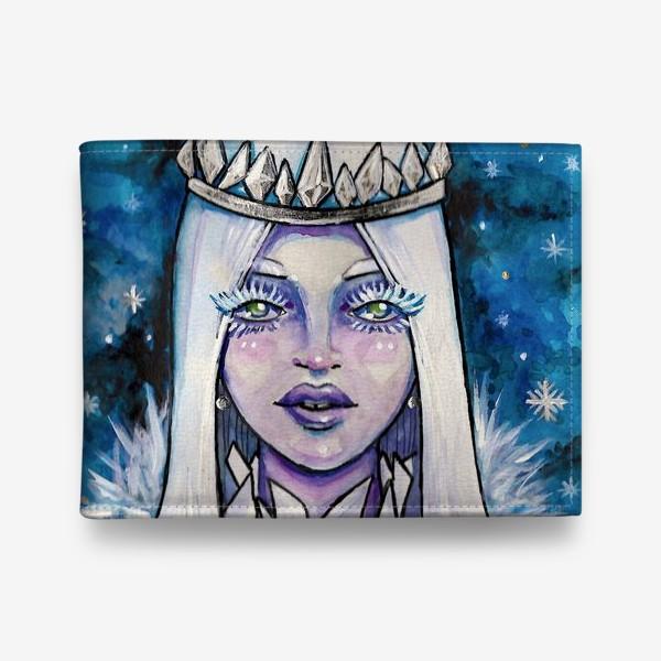 Кошелек «Снежная королева»