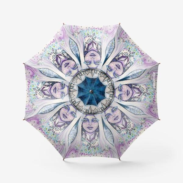 Зонт «Снежная королева»