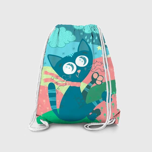 Рюкзак «Мартовский кот»