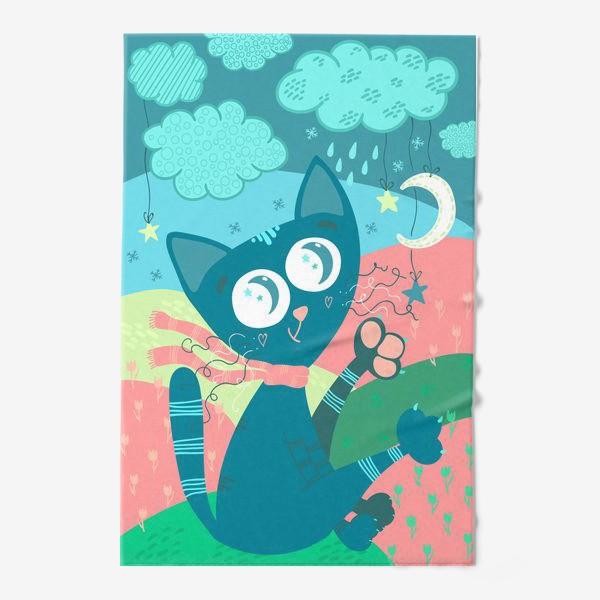 Полотенце «Мартовский кот»