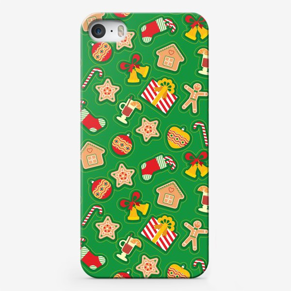 Чехол iPhone «Рождество»