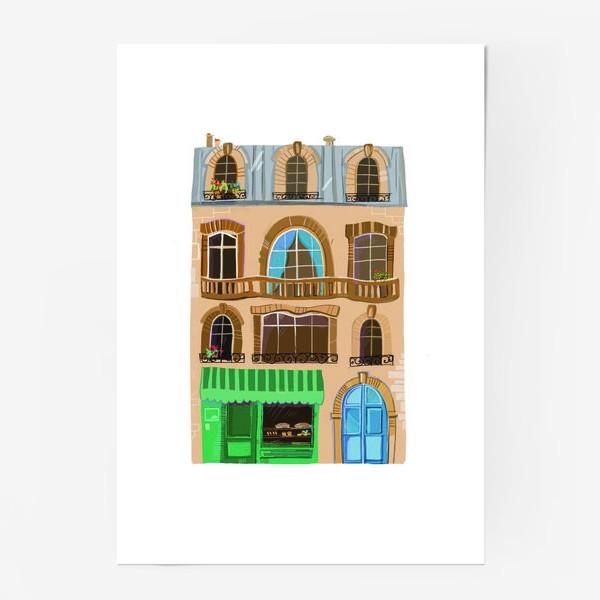 Постер «Французский дом»