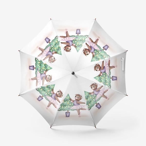 Зонт «Корова-балерина»