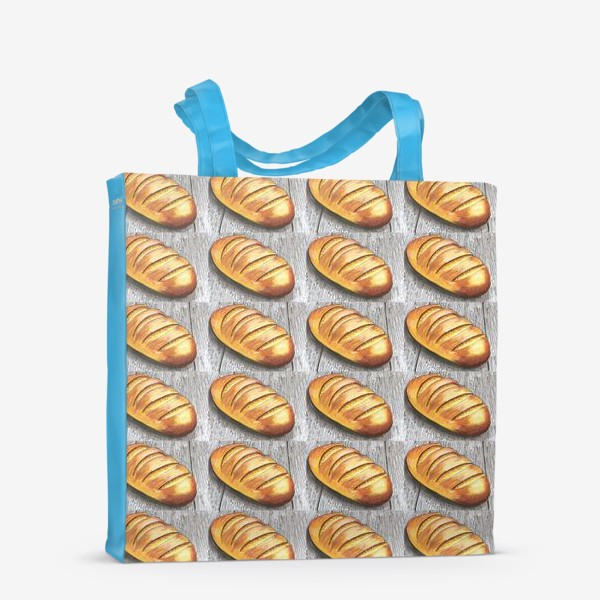 Сумка-шоппер «батоны»