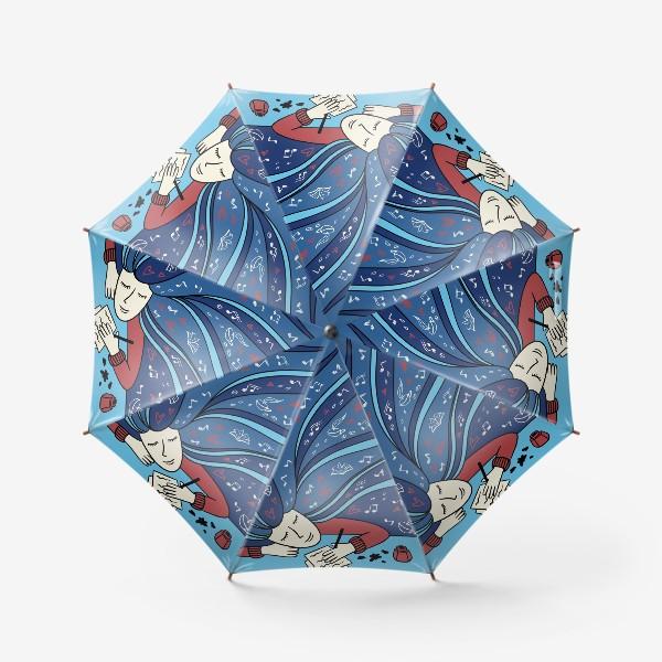 Зонт «Февраль»
