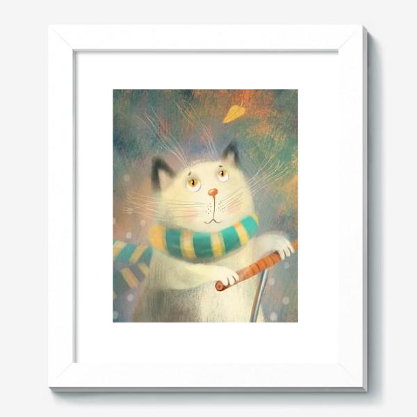 Картина «Котик.»