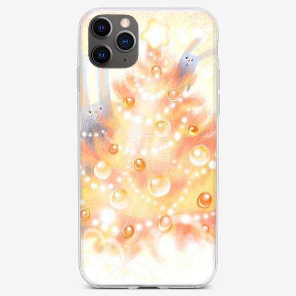 Чехол iPhone «Семейный Новый год»