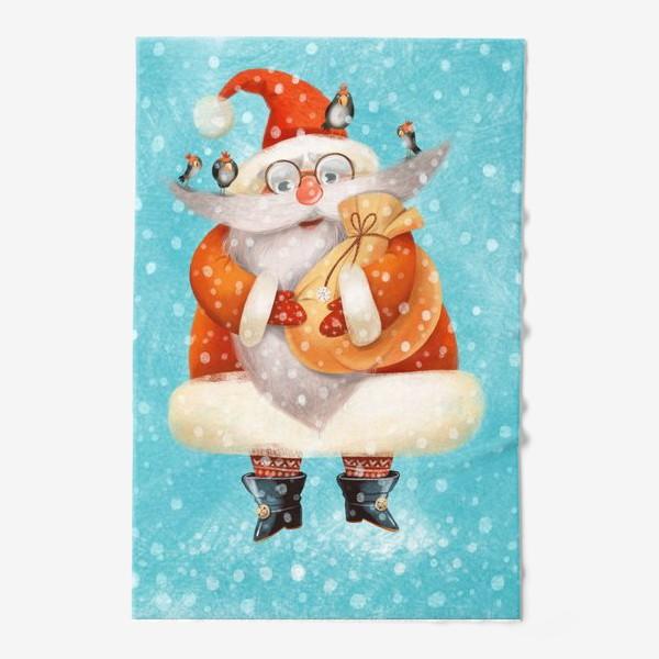 Полотенце «Новый год.Санта»