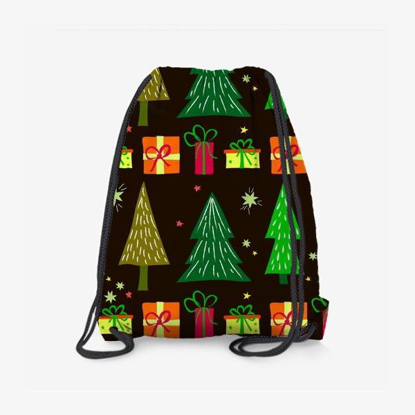 Рюкзак «подарки под ёлкой»