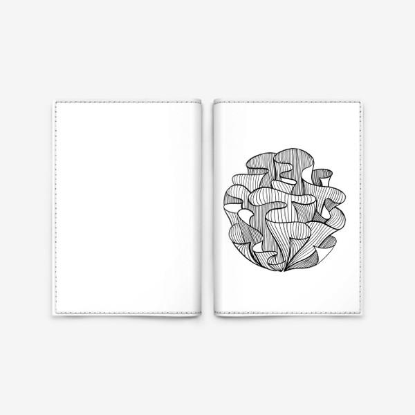 Обложка для паспорта «Корал»
