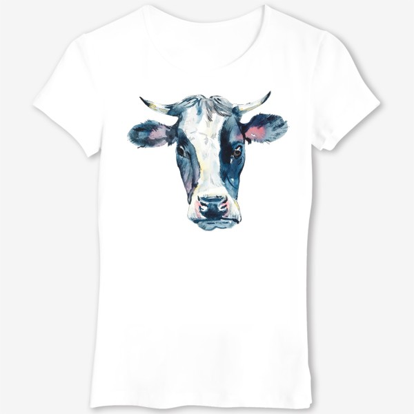 Футболка «Корова»