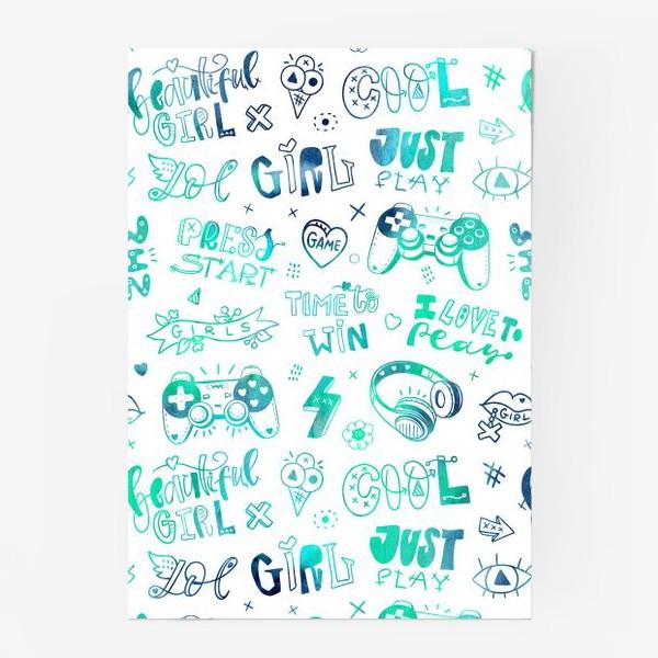 Постер «Girl. Just play»