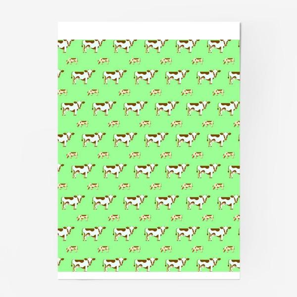 Постер «Смирные коровы»