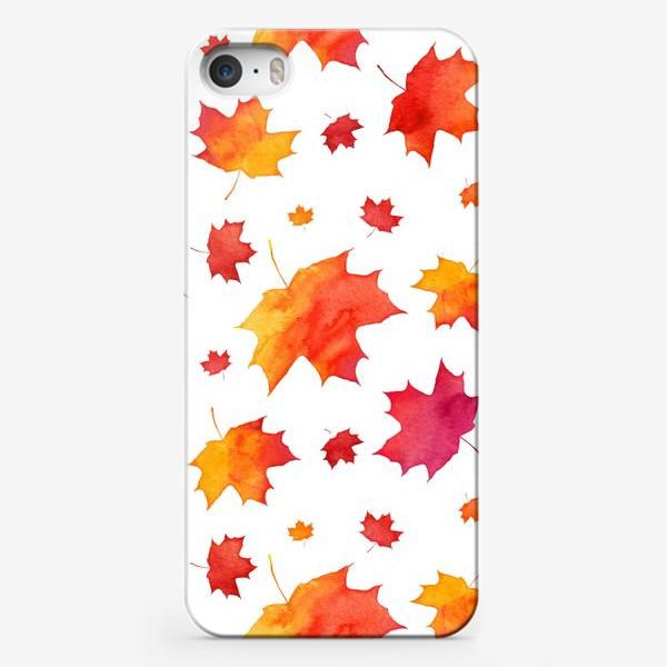 Чехол iPhone «Листопад»