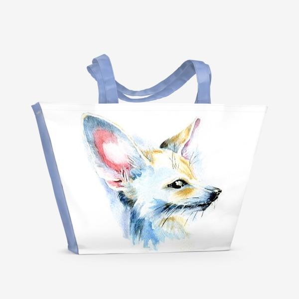 Пляжная сумка «Фенек»