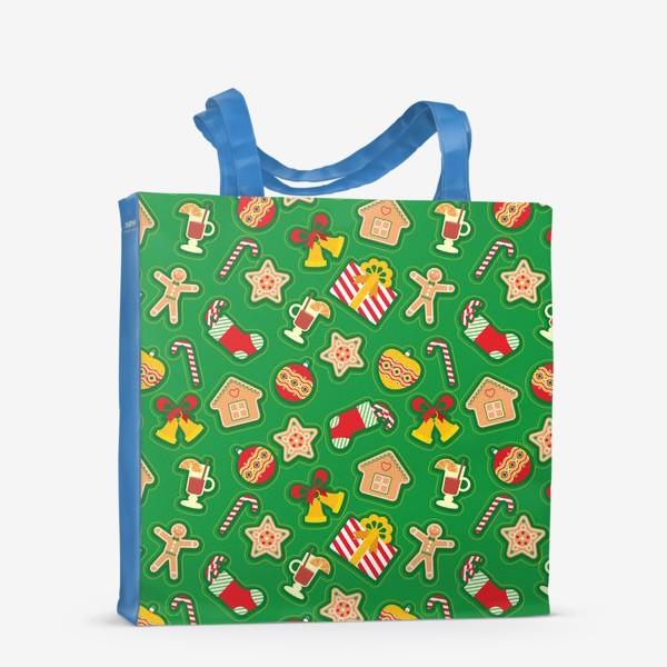 Сумка-шоппер «Рождество»