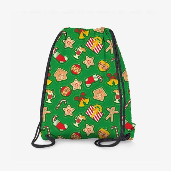 Рюкзак «Рождество»