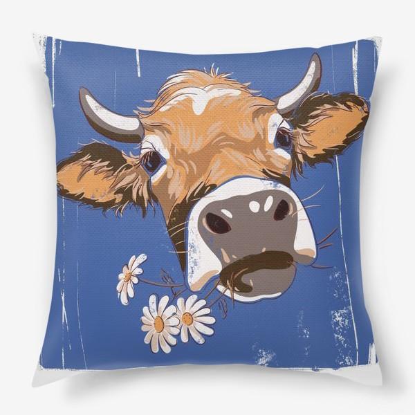 Подушка «корова»