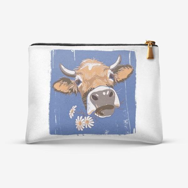 Косметичка «корова»
