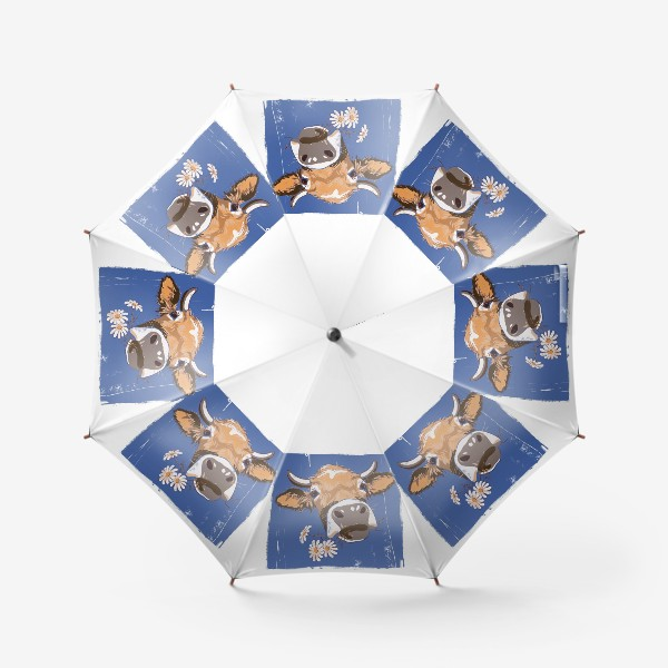 Зонт «корова»
