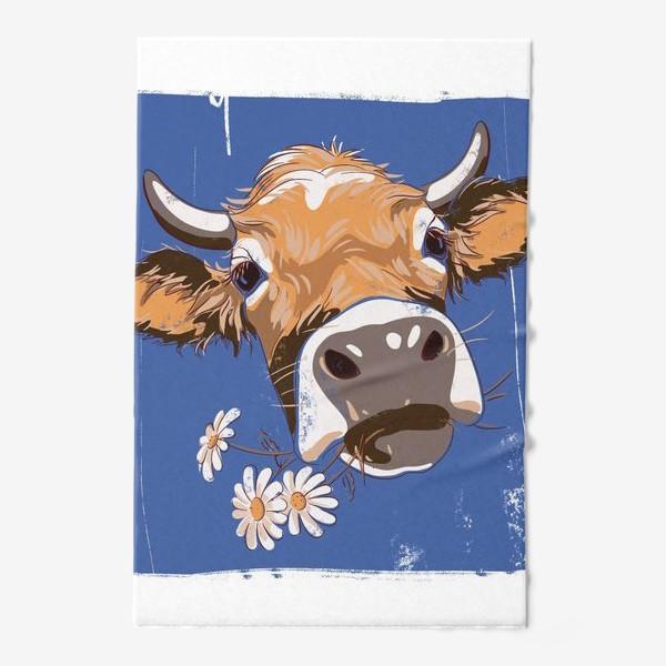 Полотенце «корова»