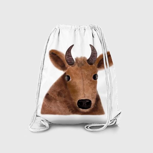 Рюкзак «Бурёнка Алёнка»