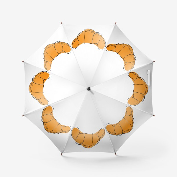 Зонт «Круассан»