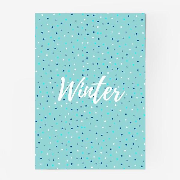 Постер «Winter»