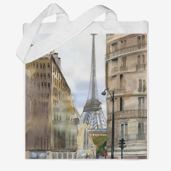 Сумка хб «Париж»