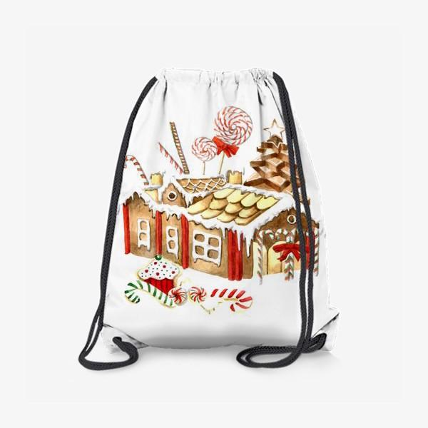 Рюкзак «Пряничный домик»