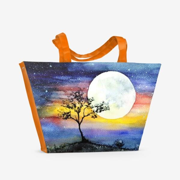 Пляжная сумка «Мечтателям»