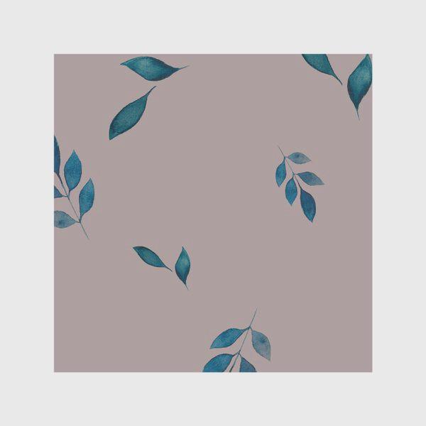 Скатерть «Акварельные листья »