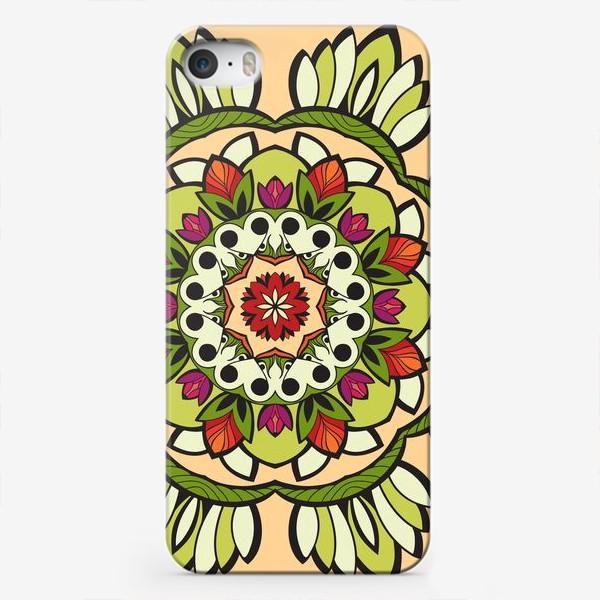 Чехол iPhone «Maya»