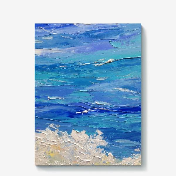 Холст «Морское настроение»