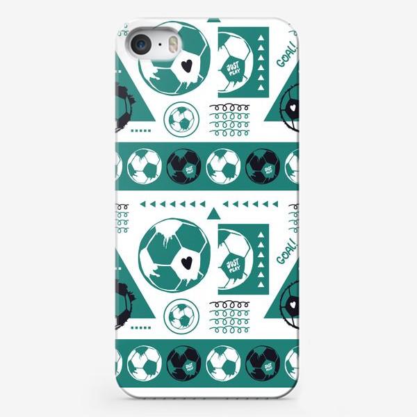Чехол iPhone «Футбол. Гол.»