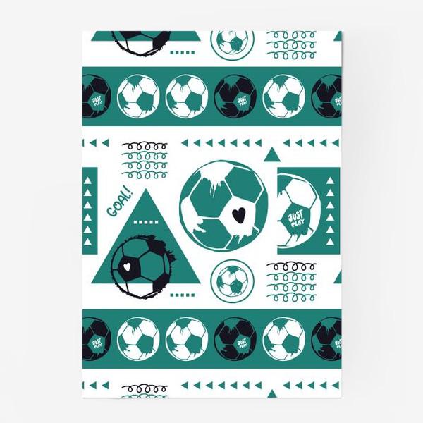Постер «Футбол. Гол.»