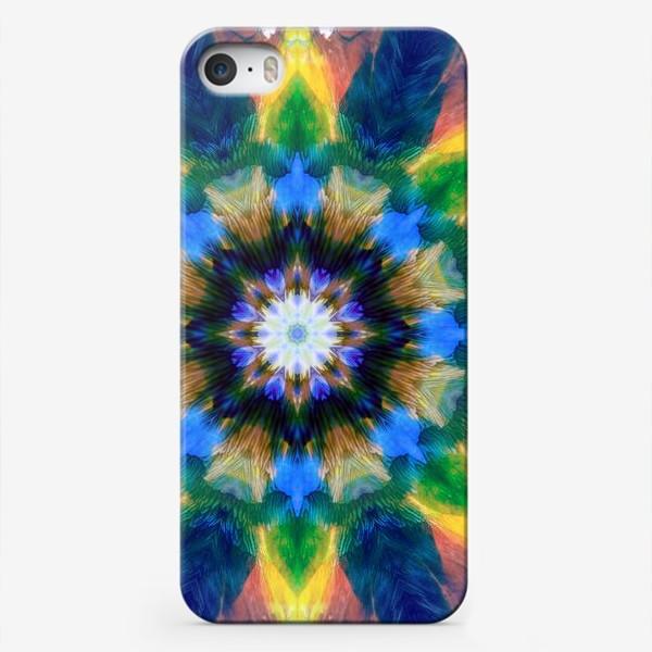 Чехол iPhone «Калейдоскоп лета»
