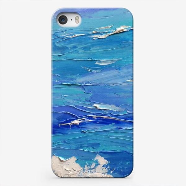 Чехол iPhone «Морское настроение»