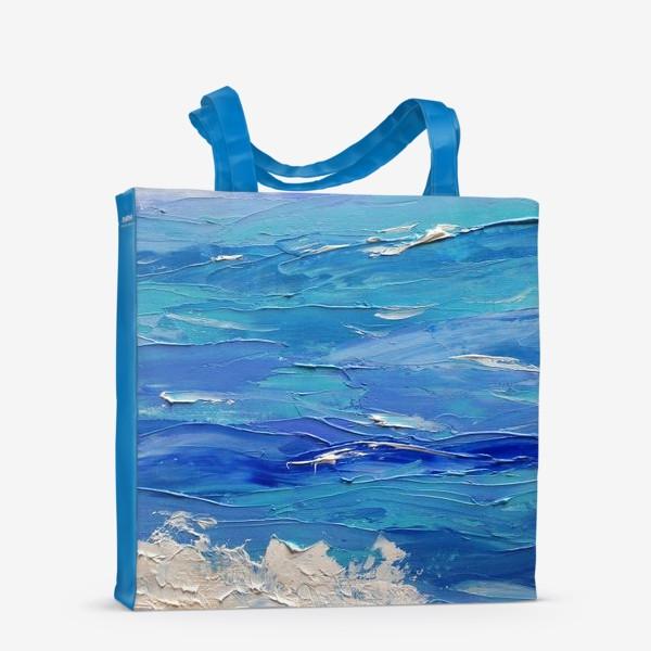 Сумка-шоппер «Морское настроение»