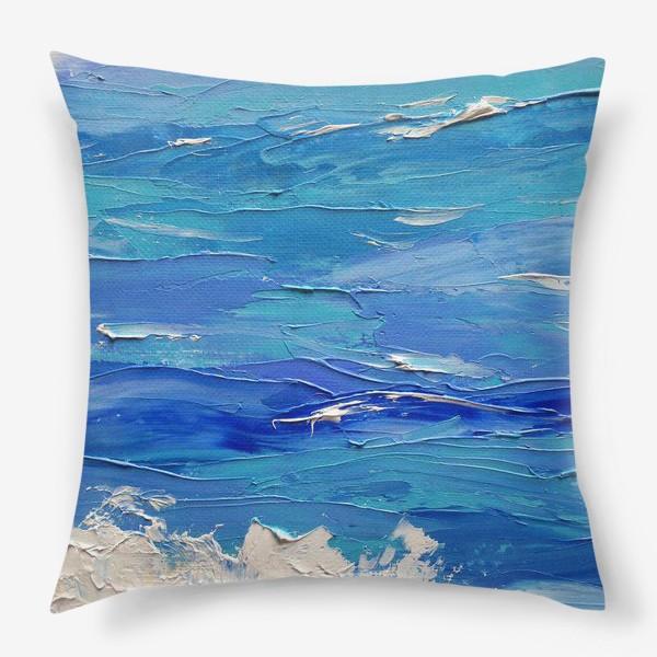 Подушка «Морское настроение»