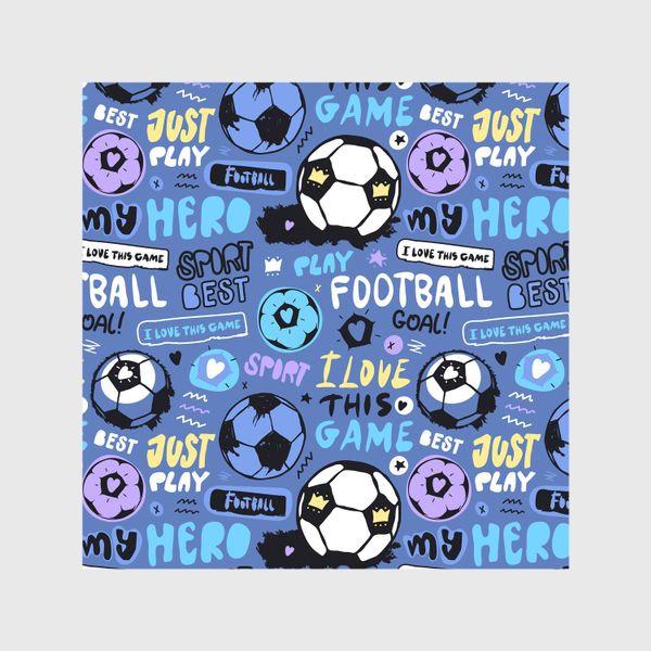 Шторы «Люблю футбол»