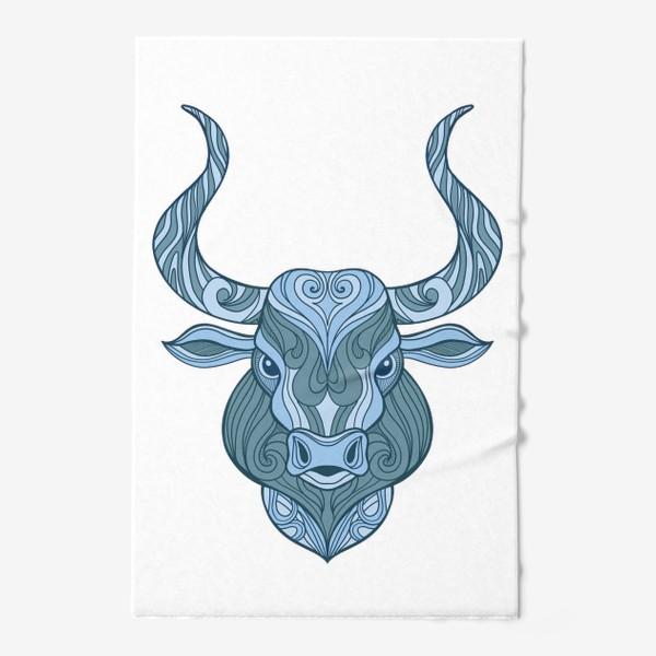 Полотенце «Год быка»