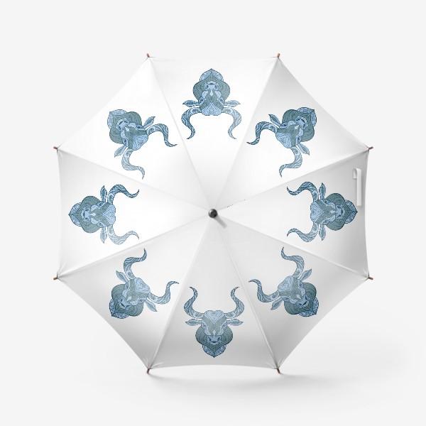 Зонт «Год быка»